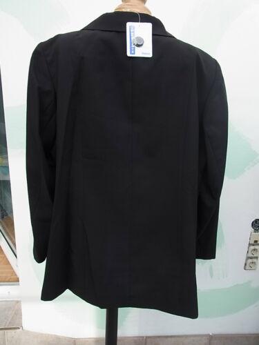 50 Damen Anzug Hosenanzug Anzug Kombination Hose Sakko Blazer schwarz Gr
