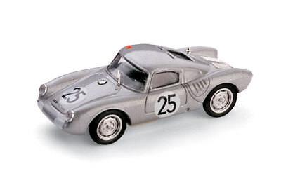 Amichevole Porsche 550 Coupe' Le Mans 1956 1:43 1993 Model Brumm Distintivo Per Le Sue Proprietà Tradizionali