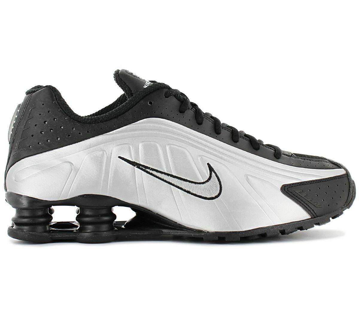 Turnschuhe NIKE SHOX R4 104265-050 Herren Sneaker Freizeit