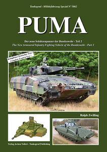 5062 Spz. PUMA in der Bundeswehr, Teil 2, Tankograd, NEU AUF LAGER! 9/2016& - Erftstadt, Deutschland - 5062 Spz. PUMA in der Bundeswehr, Teil 2, Tankograd, NEU AUF LAGER! 9/2016& - Erftstadt, Deutschland