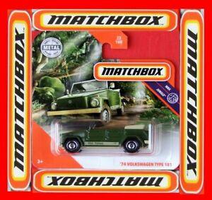 Matchbox-2019-039-74-volkswagen-Type-181-33-100-neu-amp-ovp