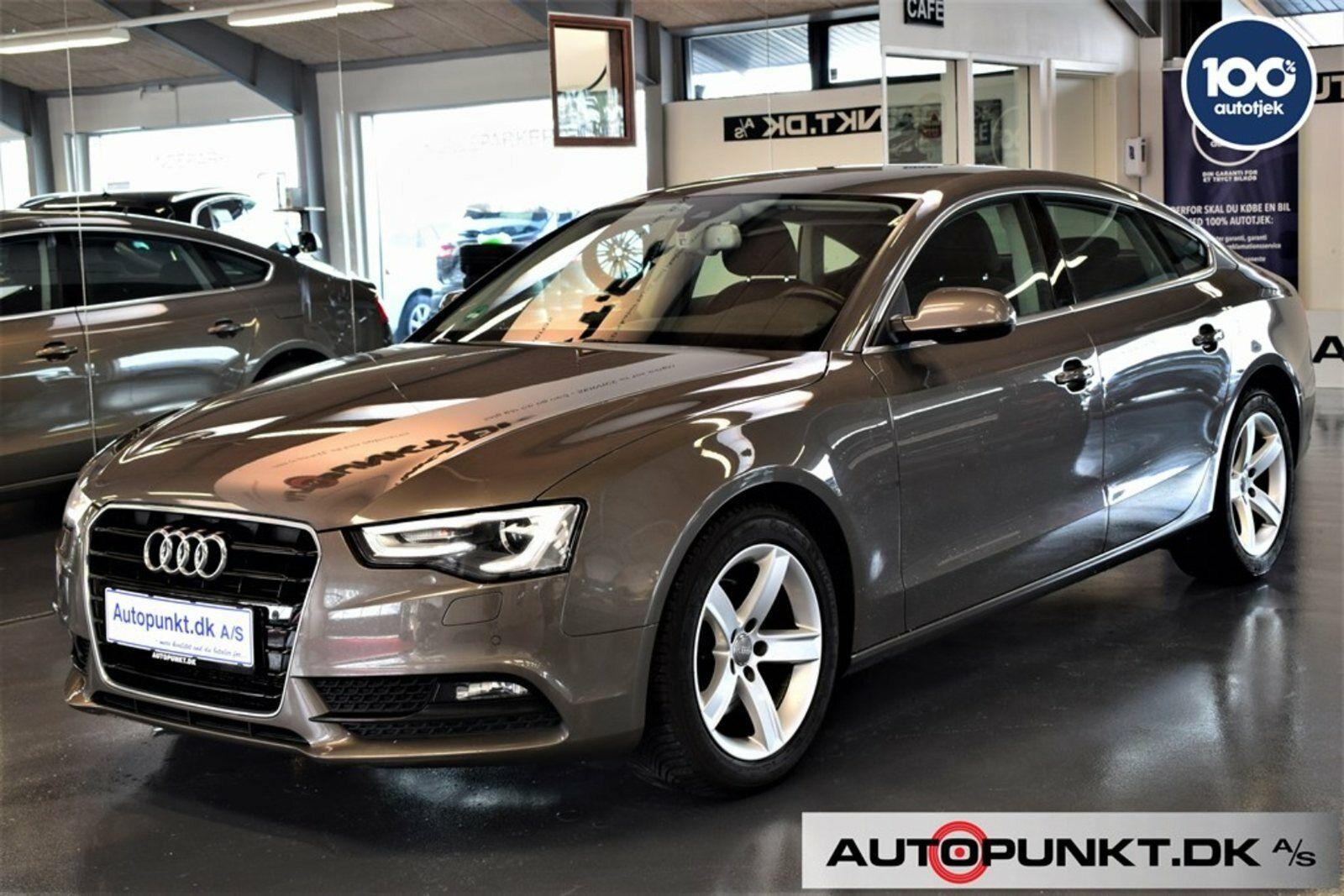 Audi A5 2,0 TDi 190 SB Multitr. 5d