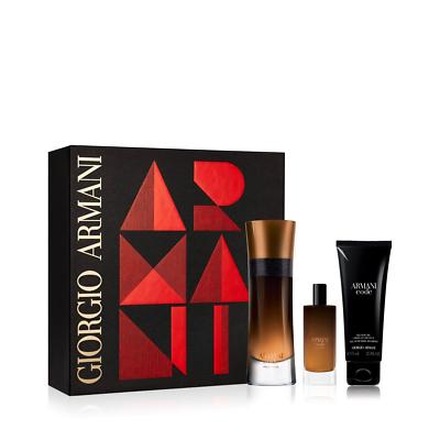 armani code profumo gift set