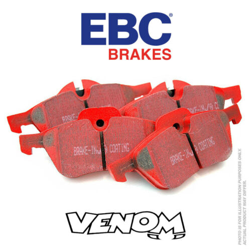 EBC Redstuff Plaquettes frein avant pour Lancia Kappa 2.0 20 V Turbo 220 98-01 DP31540C
