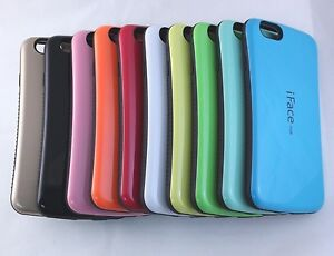 low priced 9542a dc983 Details about iFace Shockproof Bumper Cover Case Skin for iPhone 5 5s SE