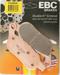 EBC Double-H HH Sintered Superbike Brake Pads / One Pair (FA458HH)