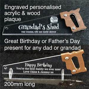Image Is Loading Personalised Fathers Day Gift Dad Grandad Daddy Him