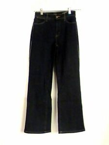 NYDJ-Not-Your-Daughters-Women-039-s-Dark-Wash-Embellished-Stretch-Jeans-Sz-2