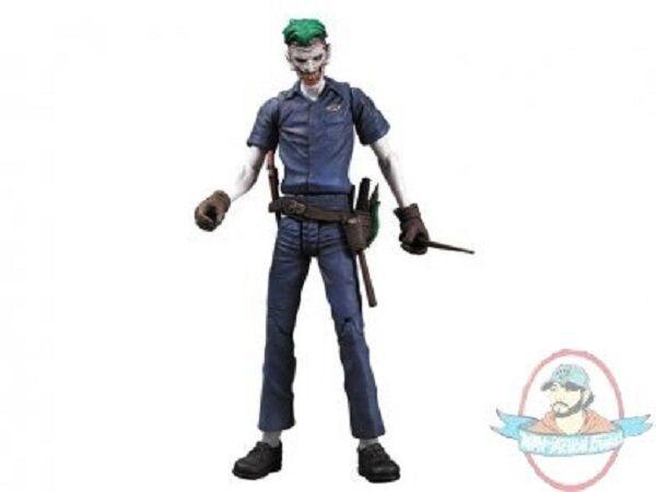 The New 52 Super Villains The Joker Action Figure Dc Collectibles