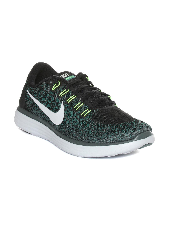 Nike uomini libero jade distanza - nero / jade libero glassa / di puro platino (827115-004) 328235