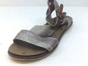OTBT Womens I38N Wedge Sandals, Silver, Size 11.0 ASMH