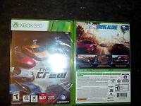 The Crew (xbox 360, 2014) Racing Game Brand