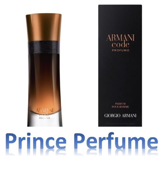 ARMANI CODE PROFUMO PARFUM EDP POUR HOMME VAPO NATURAL SPRAY - 60 ml