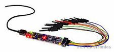 BITSCOPE    BS05U    USB Oscilloscope / Logic Analyzer, BitScope Micro, 2 Analog