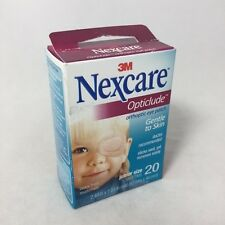 Nexcare Opticlude Orthoptic Eye Patches Jr Size, 20ct 051131000223X454