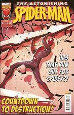 THE ASTONISHING SPIDER-MAN VOL.3 # 83 / MARVEL / PANINI UK / FEB 2013 / N/M
