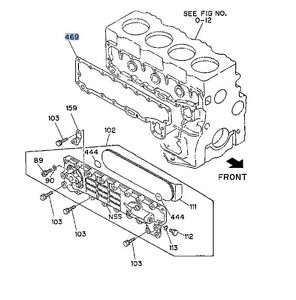 Isuzu Npr Oil Cooler Isuzu Circuit Diagrams - Your Wiring Diagram