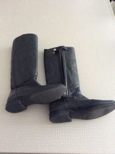 In Nero N Goose Stivali 37 Boots Pelle Golden Donna Colore wFqOT68x