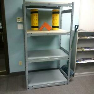 Industrial Shelving - Pallet Racking - Guardrail - Mezzanine - Cantilever - Wire Partition Chatham-Kent Ontario Preview