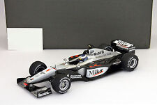 Mika Hakkinen McLaren Mercedes MP4/15 Formel 1 2000 1:18 Minichamps