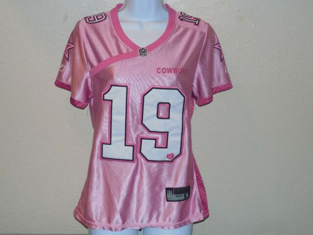 Dallas Cowboys Miles Austin #19 Reebok NFL Jersey Shirt Pink ...