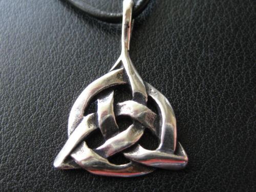 KA 844 Keltischer Knoten 925/'er Silber Ketten Anhänger