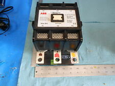 ABB SIZE W4 WELDING ISOLATION CONTACTOR INDUSTRIAL MADE IN SWEDEN ELECTRICAL