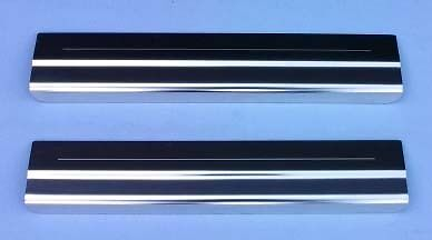 K118S Stripe Lockwood Sill Protectors Ford Fiesta Mk6 5-Door 2002-2008
