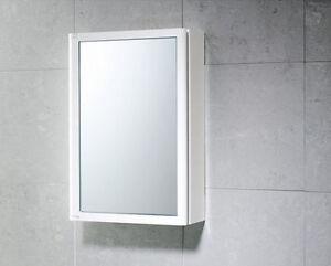 armadietto bagno lilliput con anta a specchio gedy ebay