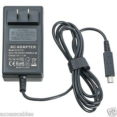 AK.018AP.030 18W AC Adapter Power Charger for Acer Iconia Tab A510 A700 A701
