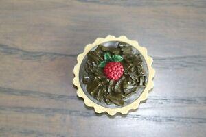 American Girl Doll Grace French Bakery~Raspberry Custard Tart~Free shipping