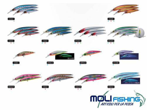 ARTIFICIALE PESCA SPINNING DUEL HARDCORE MINNOW 70 S-SINKING SPIGOLA
