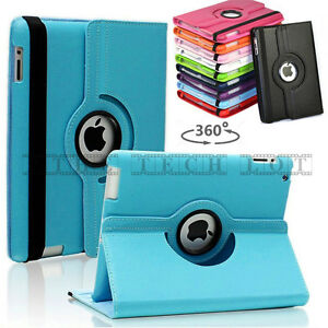 Apple-iPad-4-3-2-Air-Air-2-Mini-1-2-3-4-Rotate-Stand-Smart-Case-Cover-Leather