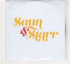 (HE391) Saun & Starr, Big Wheel - DJ CD
