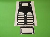 Associated Rc10l2 Chassis Protector Rc10 L2 Pan Car Black Carbon Fiber Protect