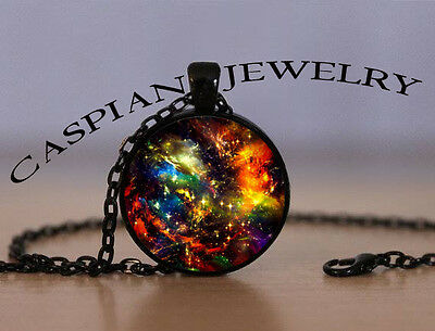 Space Galaxy 002 Fashion Pendant Necklace Top quality
