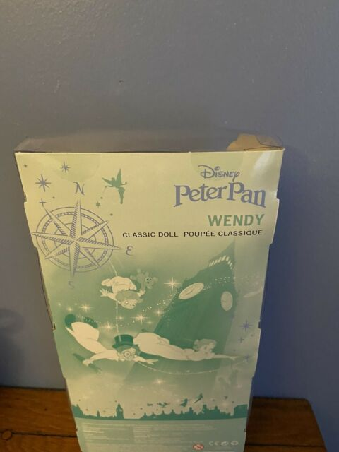 Disney Peter Pan Wendy Classic Doll 11 ½ Inches 2020 Kid Toy Gift for sale online