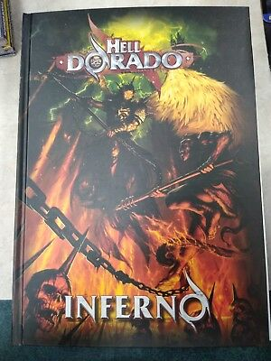 Cipher Hell Dorado Rules Hell Dorado Core Rulebook skirmish miniatures war game