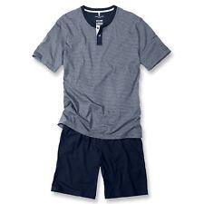 Götzburg Herren Pyjama Set Schlafanzug langarm Antonio S M L XL XXL 3XL