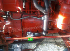 Ölfilter umbausatz MWM Motor AKD 12Z / AKD 112Z Traktor Fahr D180 H