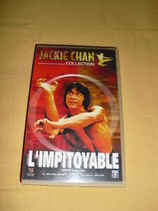 JACKIE-CHAN-L-039-Impitoyable-VHS-arts-martiaux-Shaolin-Wooden-Men