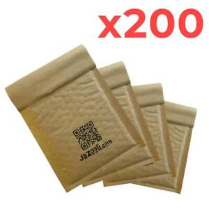 Jazooli-Strong-Postage-Mail-Bubble-Padded-Lite-Envelopes-Bags-Gold-Mailer-A-000