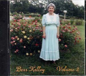 Bess-Kelley-Vol-2-Bess-Kelley-Folk-Gospel-CD-New
