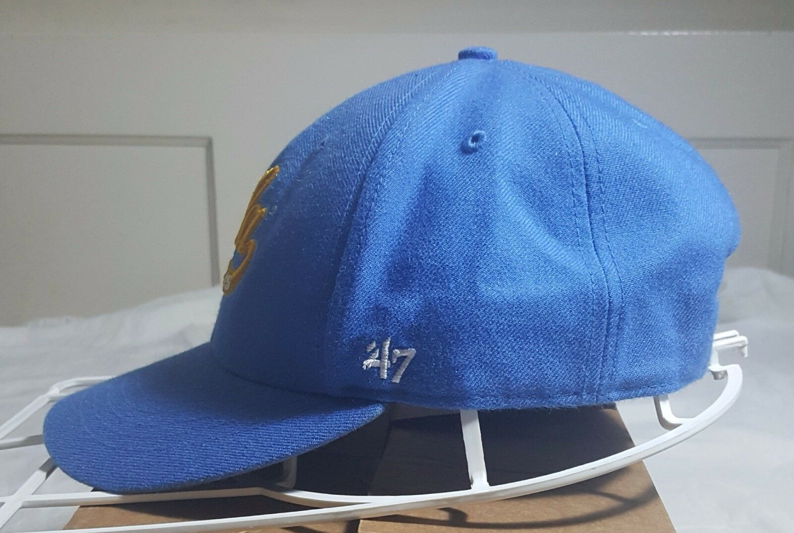 reputable site 4e898 2c305 ... norway ucla bruins strapback dad hat of cap 47 brand university of hat  california los angeles ...