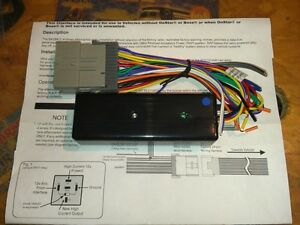 s l300 gm gmc chevy 2003 2006 class 2 aftermarket radio interface Wire Harness Assembly at fashall.co