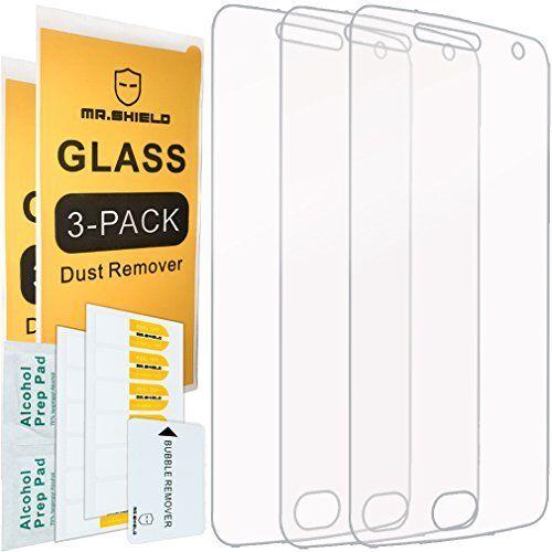 Motorola Moto G5 Plus G Plus 5th Generation Tempered Glass Screen Protector 3 PC