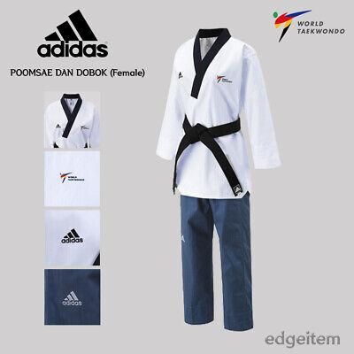 Tae Kwon Do TKD Dobok Moospo Taekwondo Dan Uniform