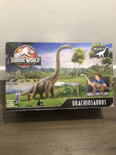 "Jurassic World Legacy Collection Brachiosaurus TARGET EXCLUSIVE 42/"" Tall"