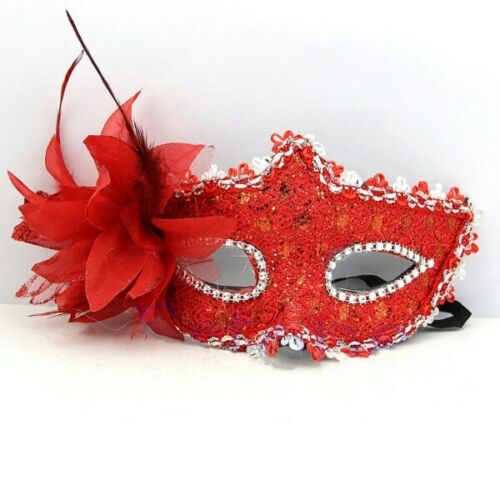 Girl Women Black Lace Eye Face Party Mask  Ball Prom Halloween Costume Parti