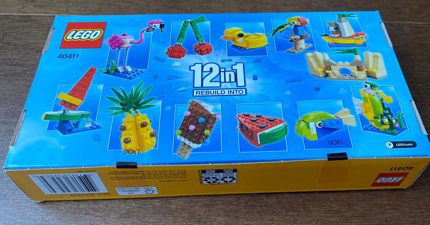 NEUF 40411 Lego bâtiment 12in1 Set